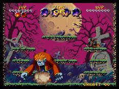 Nightmare in the Dark Neo Geo King of Grabs 022