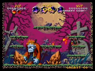 Nightmare in the Dark Neo Geo King of Grabs 023