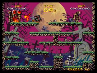 Nightmare in the Dark Neo Geo King of Grabs 031