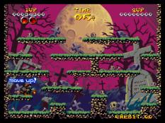 Nightmare in the Dark Neo Geo King of Grabs 032