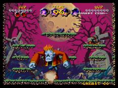 Nightmare in the Dark Neo Geo King of Grabs 033