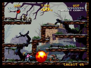 Nightmare in the Dark Neo Geo King of Grabs 053