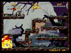 Nightmare in the Dark Neo Geo King of Grabs 054