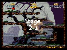 Nightmare in the Dark Neo Geo King of Grabs 055