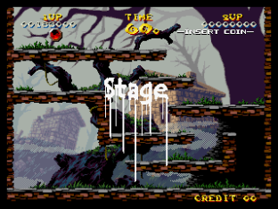 Nightmare in the Dark Neo Geo King of Grabs 056