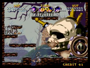 Nightmare in the Dark Neo Geo King of Grabs 064
