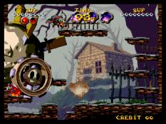 Nightmare in the Dark Neo Geo King of Grabs 065