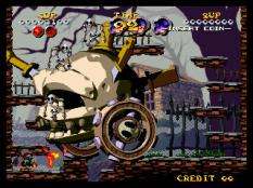 Nightmare in the Dark Neo Geo King of Grabs 066