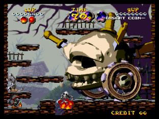Nightmare in the Dark Neo Geo King of Grabs 067
