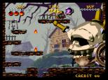 Nightmare in the Dark Neo Geo King of Grabs 073