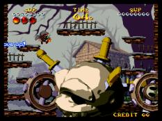 Nightmare in the Dark Neo Geo King of Grabs 076
