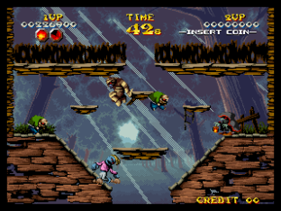 Nightmare in the Dark Neo Geo King of Grabs 086