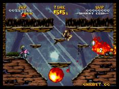 Nightmare in the Dark Neo Geo King of Grabs 087