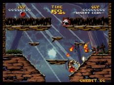 Nightmare in the Dark Neo Geo King of Grabs 088