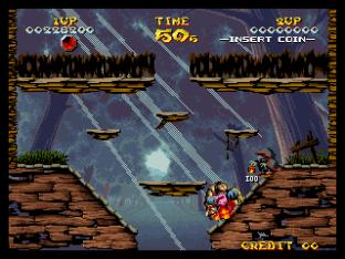 Nightmare in the Dark Neo Geo King of Grabs 089