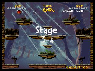 Nightmare in the Dark Neo Geo King of Grabs 097