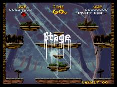 Nightmare in the Dark Neo Geo King of Grabs 098