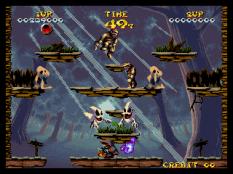 Nightmare in the Dark Neo Geo King of Grabs 099