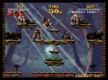Nightmare in the Dark Neo Geo King of Grabs 101
