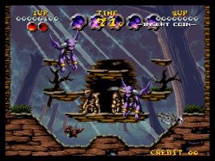 Nightmare in the Dark Neo Geo King of Grabs 108