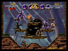 Nightmare in the Dark Neo Geo King of Grabs 109