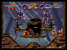 Nightmare in the Dark Neo Geo King of Grabs 110