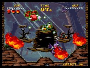 Nightmare in the Dark Neo Geo King of Grabs 119