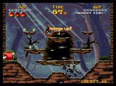 Nightmare in the Dark Neo Geo King of Grabs 120