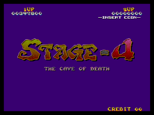Nightmare in the Dark Neo Geo King of Grabs 122