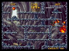 Nightmare in the Dark Neo Geo King of Grabs 131