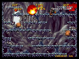 Nightmare in the Dark Neo Geo King of Grabs 133