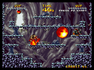 Nightmare in the Dark Neo Geo King of Grabs 141