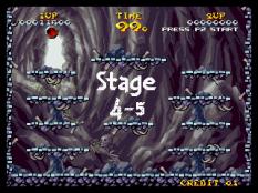 Nightmare in the Dark Neo Geo King of Grabs 143