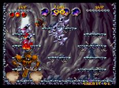 Nightmare in the Dark Neo Geo King of Grabs 147