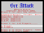 Orc Attack ZX Spectrum 02