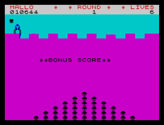 Orc Attack ZX Spectrum 11