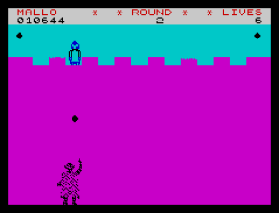 Orc Attack ZX Spectrum 12
