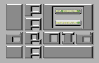 Paradroid Metal Edition C64 1986 01