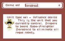 Paradroid Metal Edition C64 1986 03