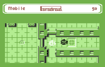 Paradroid Metal Edition C64 1986 05