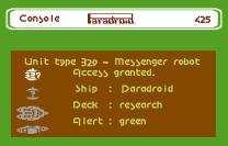 Paradroid Metal Edition C64 1986 06