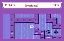 Paradroid Metal Edition C64 1986 08