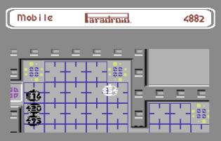 Paradroid Metal Edition C64 1986 10