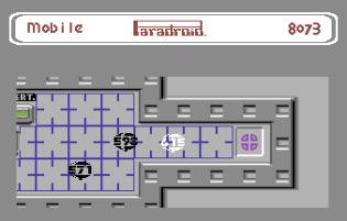 Paradroid Metal Edition C64 1986 11