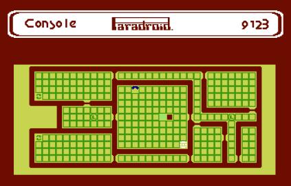 Paradroid Metal Edition C64 1986 12