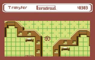 Paradroid Metal Edition C64 1986 18