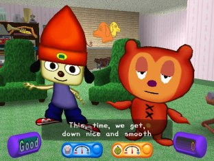 PaRappa the Rapper 2 PS2 10