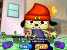 PaRappa the Rapper 2 PS2 12
