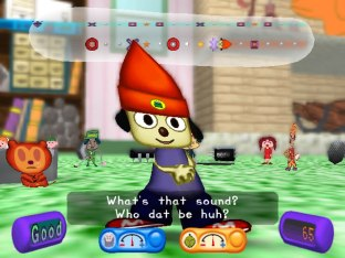 PaRappa the Rapper 2 PS2 13