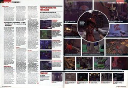 The continuation of my System Shock 2 review in PC Zone magazine, September 1999.